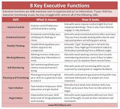 Best 25 Executive Functioning Ideas On Pinterest Work Function ...