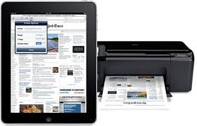 How To Print From Ipad