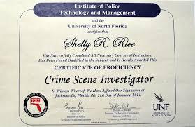 Crime Incident Scene Investigation Reconstruction
