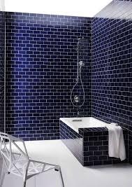 dark blue bathroom tiles. Delighful Tiles Bathroom Creative Dark Blue Tiles 6 With U