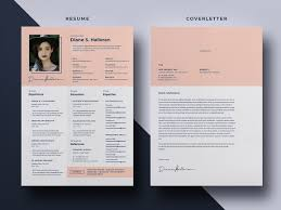 Free Psd Job Resume Template By Julian Ma On Dribbble