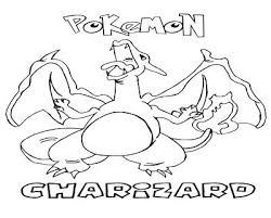 Charizard Coloring Pages Ex Ng Pages Mega Y X And Printable Free