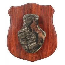 allen heirloom antler mounting plaque