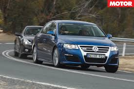 VW Passat R36 at Performance Car Of The Year 2008: Classic MOTOR ...