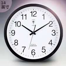 wall clock for office. Polaris Fashion Mute Watch Living Room Bedroom Quartz Clock Office Wall Charts European Simple Creative For
