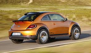 Volkswagen Beetle Dune - from show floor to tarmac