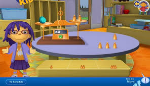 pan balance sid the science kid games