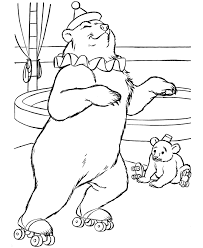 Small Picture Circus Animal Coloring Pages Printable performing Trained circus