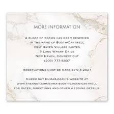 wedding reception card wedding reception invitations reception cards anns bridal bargains