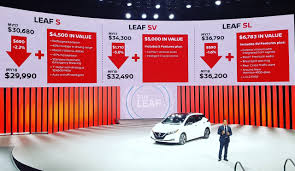 2018 nissan leaf price.  nissan 2018 nissan leaf pricing inside nissan leaf price 0