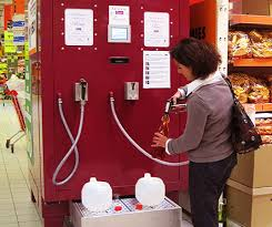 Vending Machine In French Fascinating French Wine Vending Machines May Make Their Way To The US
