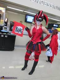 oooh i must find another version of myself harley quinn costume