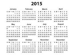 free year calendar 2015 free printable year calendar free printable yearly calendar 2015
