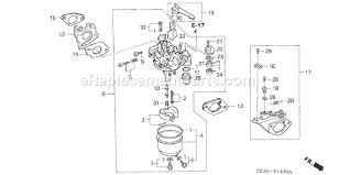 honda gx340 parts list and diagram (type qae)(vin gc05 1000001 Honda Gx340 Wiring Diagram click to expand honda gx 340 wiring diagrams
