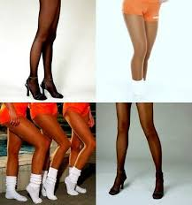 2 Tamara Pic Color Pantyhose A B C Long D Xtall Hooters Uniform Holiday Sexy Ebay