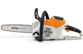 stihl battery chainsaw. stihl msa 160 c-bq chainsaw battery t