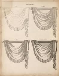 Drapery Drawing Window With Curtains Drawing At Getdrawings Com Free For