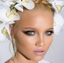 victoria s secret glamorous bride makeup look inspiration popsugar beauty australia photo 5