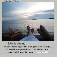 Horizon Quotes Beauteous Life Lesson Quotes Enrich Your Horizon