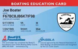 Course Safety Virginia Boating Foundation Boatus