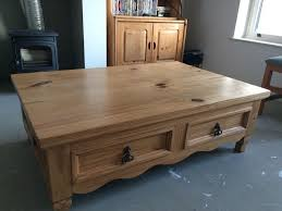 Mexican Pine Coffee Table Mexican Pine Coffee Table In Newry County Down Gumtree