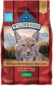 Blue Buffalo Wilderness Feeding Chart Blue Buffalo Wilderness Rocky Mountain Recipe High Protein Grain Free Natural Adult Dry Cat Food Red Meat 4 Lb