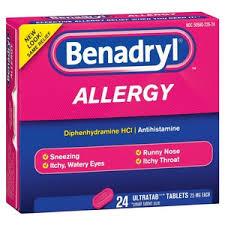 Benadryl Allergy Ultratab Tablets Reviews – Viewpoints.com