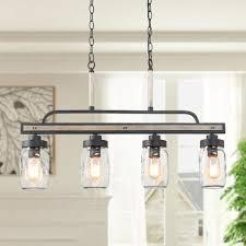 lnc araphi 4 light black modern