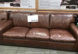 Simon Li Leather Sofa