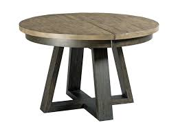 Kincaid Furniture Plank Road 706 701c Button Solid Wood Dining Table