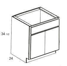 Sink Base Cabinet SB42 42u2033 X 345u2033 24u2033 42 Base Cabinet82