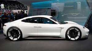 Porsche\u0027s Mission E Will Change The Game For Electric Sports Cars  E