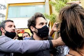 Dr. Jairinho deixa à Delegacia de Polícia da Barra da Tijuca após  depoimento