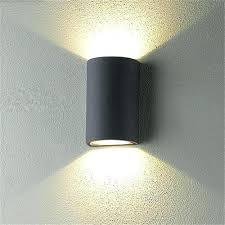 3 watt led wall mounted downlight