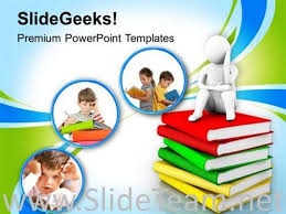 Templates For Education Focus On Children Education Powerpoint Template Powerpoint