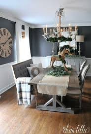 grey dining rooms stunning decoration grey dining rooms this simple wheat wreath from is the perfect