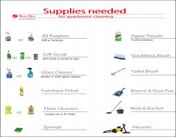 cleaning supplies list house cleaning supplies list plumbing fort worth