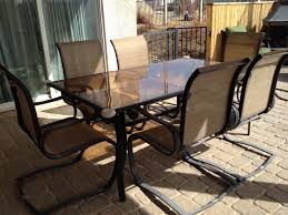 full size of patio replacement table top luxury ideas glass and chairs of metal set furniture