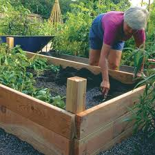 raised flower bed ideas you can build this raised bed with basic carpentry skills see the