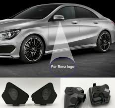 Mercedes Benz Puddle Lights Not Working Details About 2pcs Mirror Led Puddle Lights Welcome Courtesy Projector Logo For Mercedes Benz