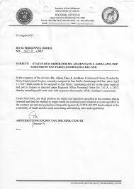 Hrh Deployment Region Ix Announcement 2017 66 Note For The