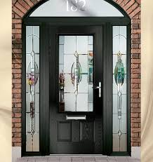 matrix composite door glass