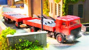 Camion Et D Panneuse Le Dessin Anim Pour Les Enfants Voiture