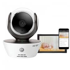 motorola wifi baby monitor. motorola mbp85 connect hd wi-fi video baby monitor camera wifi a