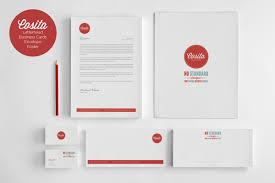 Cosita Corporate Identity Business Card Envelope Letter Head
