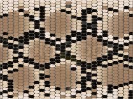 Snake Skin Pattern Interesting Snake Skin With The Pattern Lozenge Form Stock Vector Colourbox