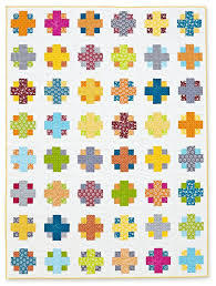 1697 best Modern Quilts images on Pinterest   Kid quilts, Quilt ... & Easy Addition Quilt Kit - Quilts and More from Pie Making Day by Brenda  Ratliff for Adamdwight.com