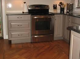 Versatile Vinyl Floor For Your Kitchen Is A Great Option!