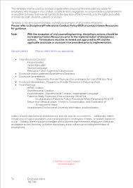 Free Safety Breach Warning Letter Templates At