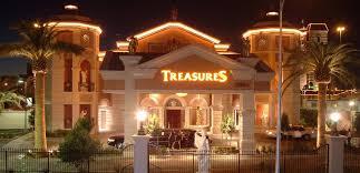 treasures exterior front